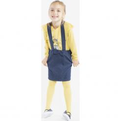 Spódnica. Niebieskie spódniczki dziewczęce z falbankami SPARKLE, z gumy. Za 79,90 zł.