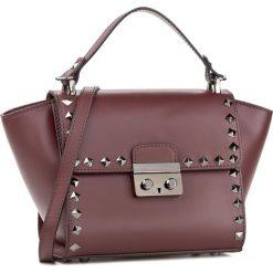 Torebka CREOLE - K10418 Bordo. Czerwone torebki klasyczne damskie Creole, ze skóry. W wyprzedaży za 229,00 zł.