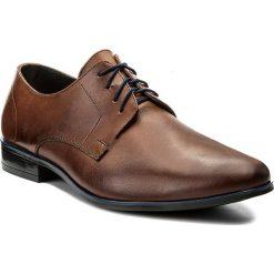 Półbuty SERGIO BARDI - Barasso FW127286817TM 172. Brązowe buty wizytowe męskie Sergio Bardi, z materiału. Za 259,00 zł.