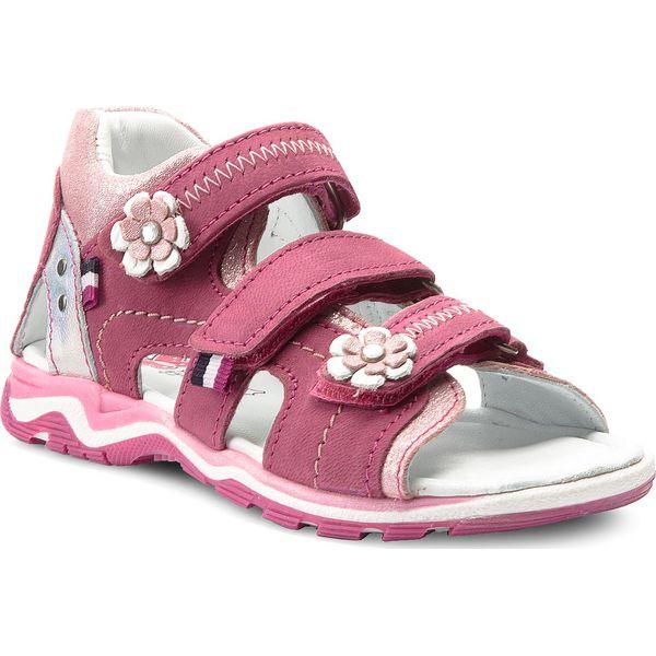 879f1c9a15 Sandały LASOCKI KIDS - CI12-2566-12A Różowy Ciemny - Różowe sandały ...