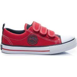 Buty dziecięce: Trampki Na Rzep ALEXANDRA