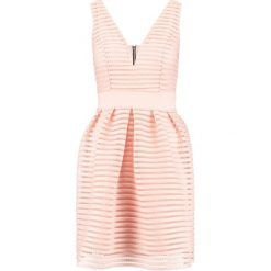 Sukienki hiszpanki: WAL G. Sukienka letnia pink