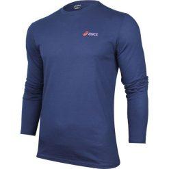 Asics Koszulka Long Sleeve Tee niebieska r. L (123064.8052). Czarne koszulki sportowe męskie marki Asics. Za 56,30 zł.