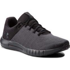 Buty UNDER ARMOUR - Ua Micro G Pursuit 3000011-104 Gry. Szare buty do biegania męskie marki Under Armour, z materiału. W wyprzedaży za 209,00 zł.