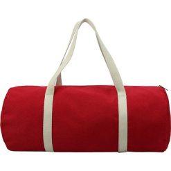 Torebki klasyczne damskie: Torebka w kolorze czerwonym – 50 x 28 x 28 cm