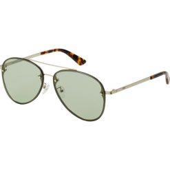 Okulary przeciwsłoneczne męskie: McQ Alexander McQueen Okulary przeciwsłoneczne brown