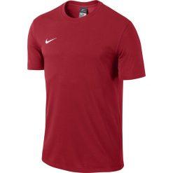KOSZULKA NIKE TEAM CLUB BLEND (658045-657). Czerwone koszulki sportowe męskie Nike, na lato, m, z bawełny. Za 49,99 zł.