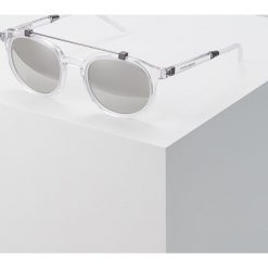Dolce&Gabbana Okulary przeciwsłoneczne crystal. Szare okulary przeciwsłoneczne damskie lenonki marki Dolce&Gabbana. Za 819,00 zł.