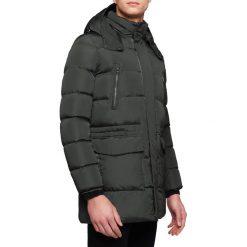 Geox - Kurtka. Czarne kurtki męskie pikowane Geox, m, z materiału. Za 1099,00 zł.