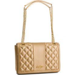 Torebka LOVE MOSCHINO - JC4008PP16LB0901 Oro. Żółte torebki klasyczne damskie marki Love Moschino, ze skóry ekologicznej. W wyprzedaży za 639,00 zł.