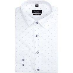 Koszula davis 2840 długi rękaw slim fit biały. Czerwone koszule męskie slim marki Recman, m, z długim rękawem. Za 149,00 zł.