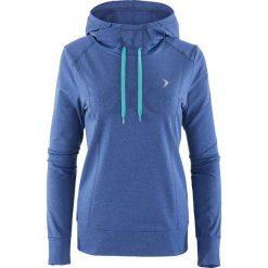 Outhorn Bluza damska HOL18-BLD601 niebieska r. L. Niebieskie bluzy sportowe damskie Outhorn, l. Za 84,99 zł.