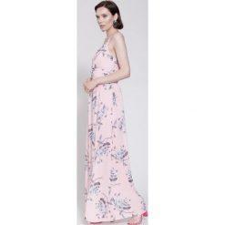 Sukienki hiszpanki: Jasnoróżowa Sukienka Love System