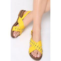 Żółte Sandały Spirits. Białe sandały damskie marki vices. Za 79,99 zł.