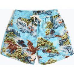 Polo Ralph Lauren - Męskie spodenki kąpielowe, niebieski. Niebieskie kąpielówki męskie Polo Ralph Lauren, m. Za 299,95 zł.