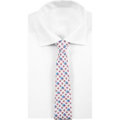 Krawaty męskie: Eton Krawat white
