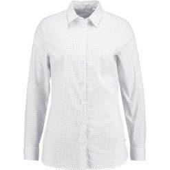 Koszule wiązane damskie: Seidensticker Koszula weiß/dunkelblau