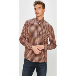 Camel Active - Koszula. Szare koszule męskie na spinki marki S.Oliver, l, z bawełny, z włoskim kołnierzykiem, z długim rękawem. Za 239,90 zł.