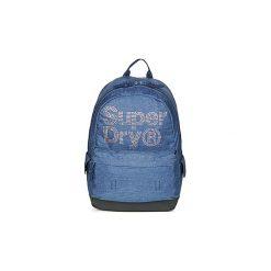 Plecaki Superdry  LINEMAN RHINESTONE MONTANA. Niebieskie plecaki damskie Superdry. Za 269,00 zł.