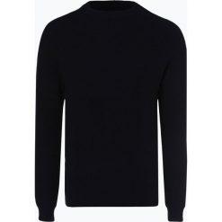 Aygill's Denim - Sweter męski, niebieski. Niebieskie swetry klasyczne męskie Aygill's Denim, l, z denimu. Za 229,95 zł.