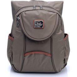 Plecak damski Bag Street Sportowy 2 kolory. Czarne plecaki damskie marki Bag Street, eleganckie. Za 67,55 zł.