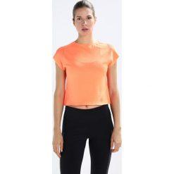 Adidas Performance WARPKNIT Tshirt z nadrukiem hireor. Brązowe t-shirty damskie adidas Performance, m, z nadrukiem, z materiału. Za 249,00 zł.