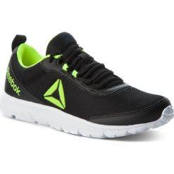 Buty Reebok - Speedlux 3.0 CN5403 We-Black/Solar Yellow. Czarne buty do biegania męskie Reebok, z materiału, reebok speedlux. W wyprzedaży za 149,00 zł.