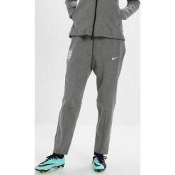 Nike Performance ENT ENGLAND  Koszulka reprezentacji carbon heather/white. Szare topy sportowe damskie Nike Performance, xl, z bawełny. Za 379,00 zł.