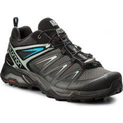 Buty trekkingowe męskie: Salomon Buty męskie X Ultra 3 Phantom/Black r. 41 1/3 (402862)