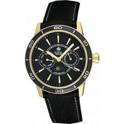 Zegarek Royal London Męski 41124-05 Multidata. Czarne zegarki męskie Royal London. Za 409,00 zł.
