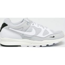 Nike Sportswear - Buty Air Span II Se. Szare buty skate męskie Nike Sportswear, z materiału, na sznurówki. W wyprzedaży za 399,90 zł.