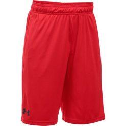 Under Armour Spodenki Tech Block Short męskie czerwone r. XL (1290334-600). Szare spodenki sportowe męskie marki Under Armour, z elastanu, sportowe. Za 54,25 zł.