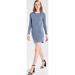 Sukienki hiszpanki: Springfield CAMISERO AZUL Sukienka letnia blues