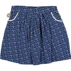 """Spódnica """"Toxic Love Affair"""" w kolorze niebieskim. Niebieskie spódniczki dziewczęce marki 4FunkyFlavours Kids, mini. W wyprzedaży za 82,95 zł."""