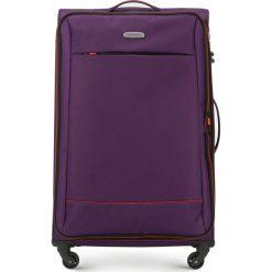 Walizka duża 56-3S-463-44. Brązowe walizki Wittchen, duże. Za 299,00 zł.