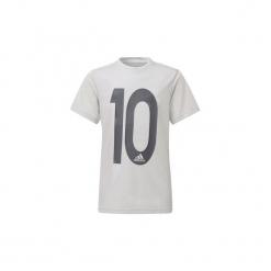 T-shirty z krótkim rękawem Dziecko  adidas  Koszulka Messi Icon. Szare t-shirty chłopięce z krótkim rękawem Adidas. Za 119,00 zł.