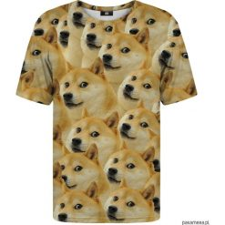 Bluzki, topy, tuniki: T-shirt ze wzorem Doge