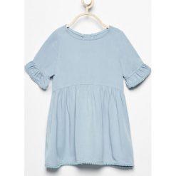 Odzież dziewczęca: Sukienka - Niebieski
