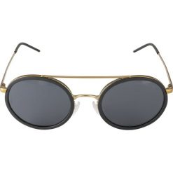 Emporio Armani Okulary przeciwsłoneczne black. Czarne okulary przeciwsłoneczne damskie Emporio Armani. Za 619,00 zł.
