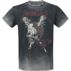 T-shirty męskie: Metallica Damage Inc T-Shirt ciemnoszary