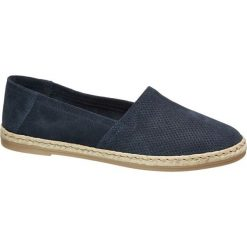Tomsy damskie: espadryle damskie 5th Avenue granat