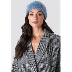 Rut&Circle Czapka Ferdone - Blue. Niebieskie czapki zimowe damskie Rut&Circle, z dzianiny. Za 40,95 zł.