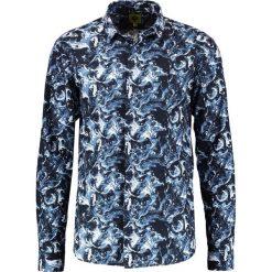 Koszule męskie na spinki: Noose & Monkey OCTAVIUS Koszula black