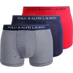 Polo Ralph Lauren 3 PACK Panty red/navy. Czerwone bokserki męskie Polo Ralph Lauren, z bawełny. Za 169,00 zł.