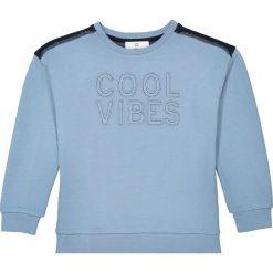 Bluzy chłopięce: Bluza z napisem, z moltonu, 3-12 lat