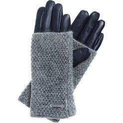 Rękawiczki damskie 39-6-563-GC. Brązowe rękawiczki damskie Wittchen. Za 99,00 zł.