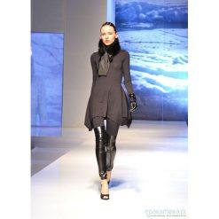 Tuniki damskie eleganckie: Fashion tunika / czarna