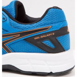 Buty sportowe damskie: ASICS GELGALAXY 9 Obuwie do biegania treningowe directoire blue/black/hot orange