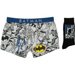 Bokserki męskie: Boskerki i para skarpetek Batman