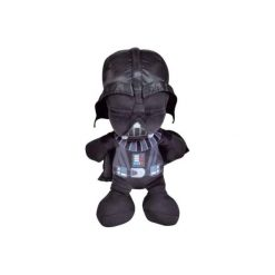 Maskotka TM TOYS Star Wars - Darth Wader 30cm. Czarne przytulanki i maskotki Tm Toys, z tkaniny. Za 64,90 zł.